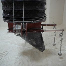 Cascade telescopic loading chute